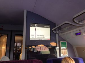 train-screen
